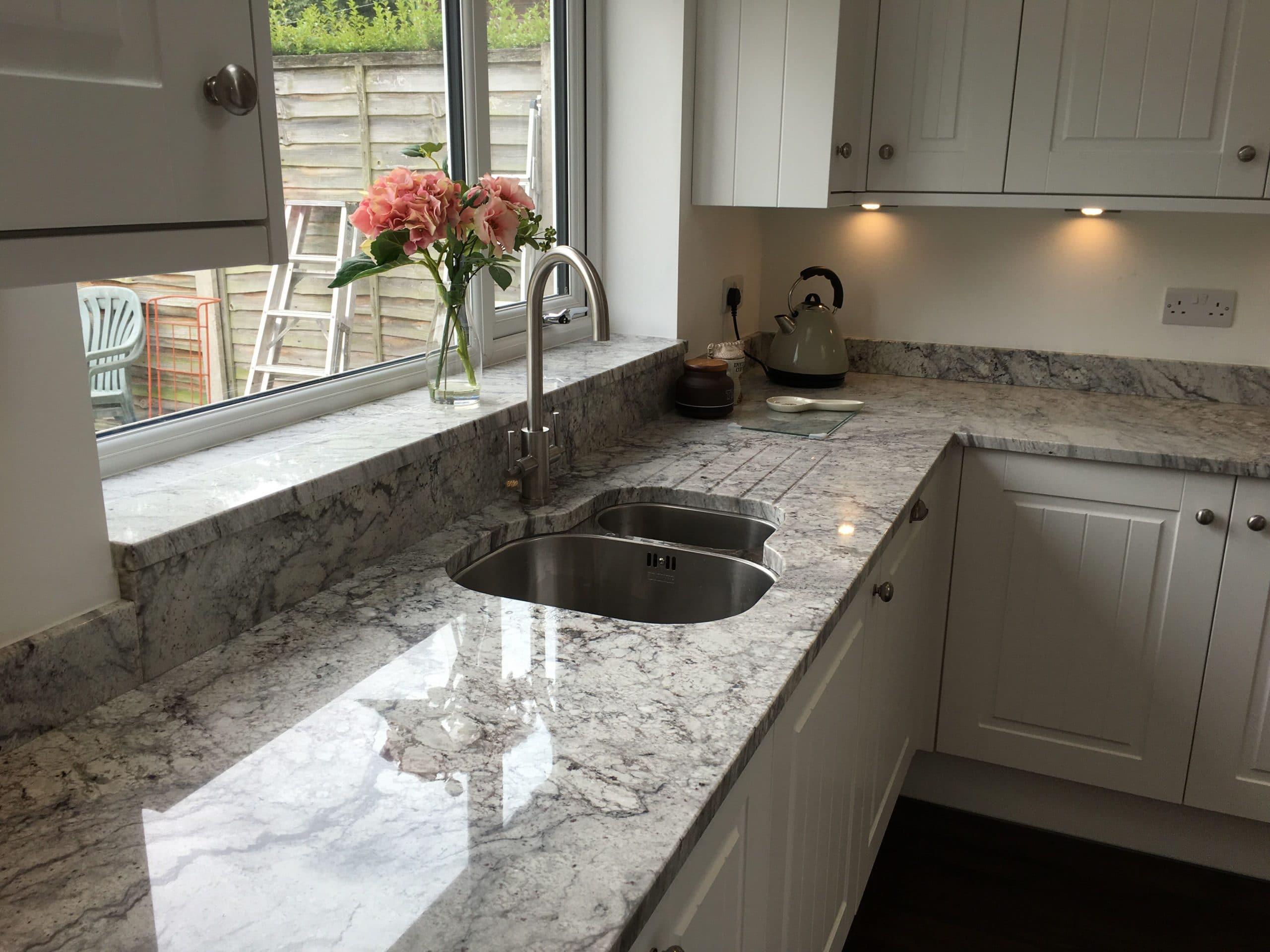 Granite Worktops In Essex Granite The Winter Collection