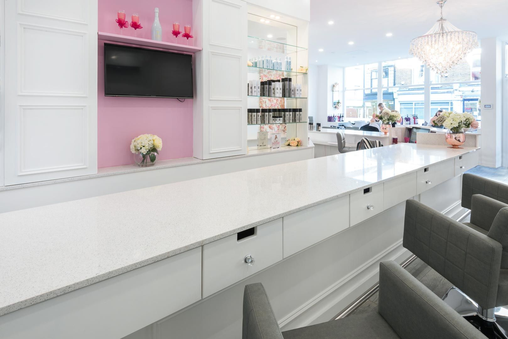 Our Top Tips To Bring Life Back Into Your Salon