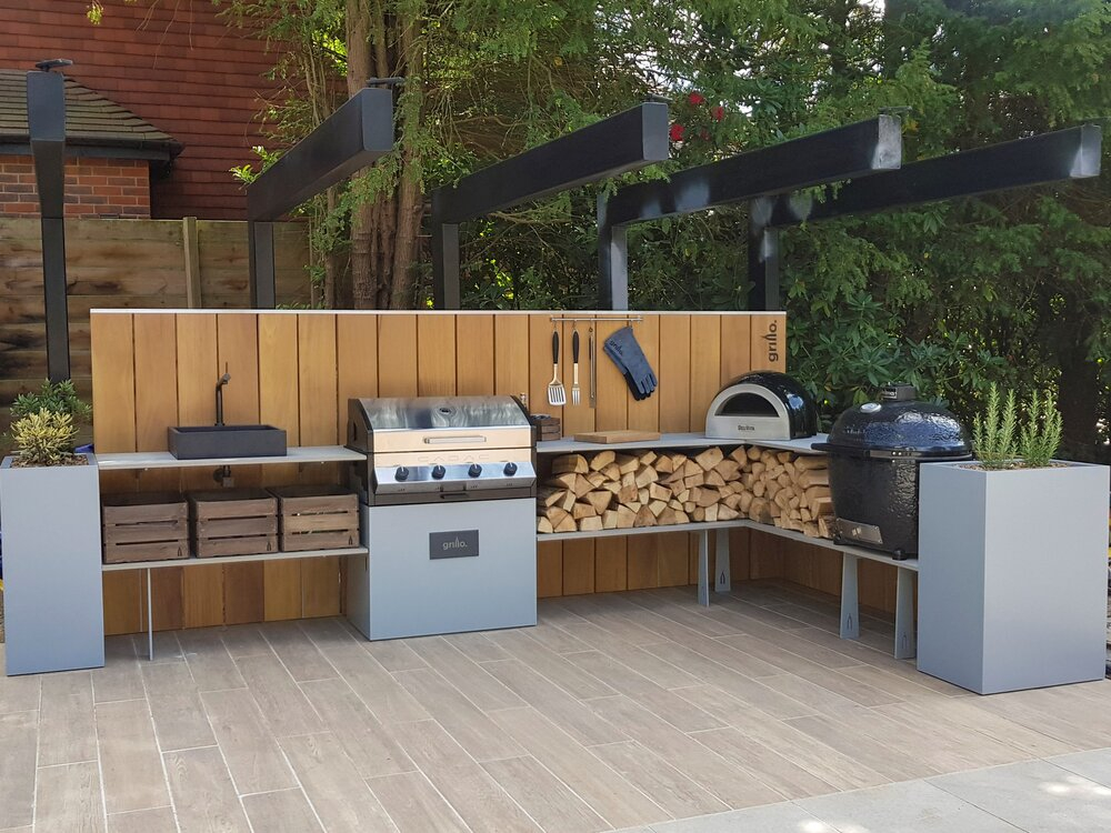 Protect Your Outdoor Worktops, Come What May