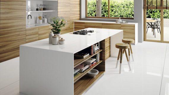 Trends In Stone: Quartz Is The New Concrete